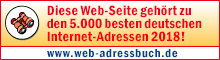 Troedelmaerkte.eu Webadressbuch Auszeichnungsbanner