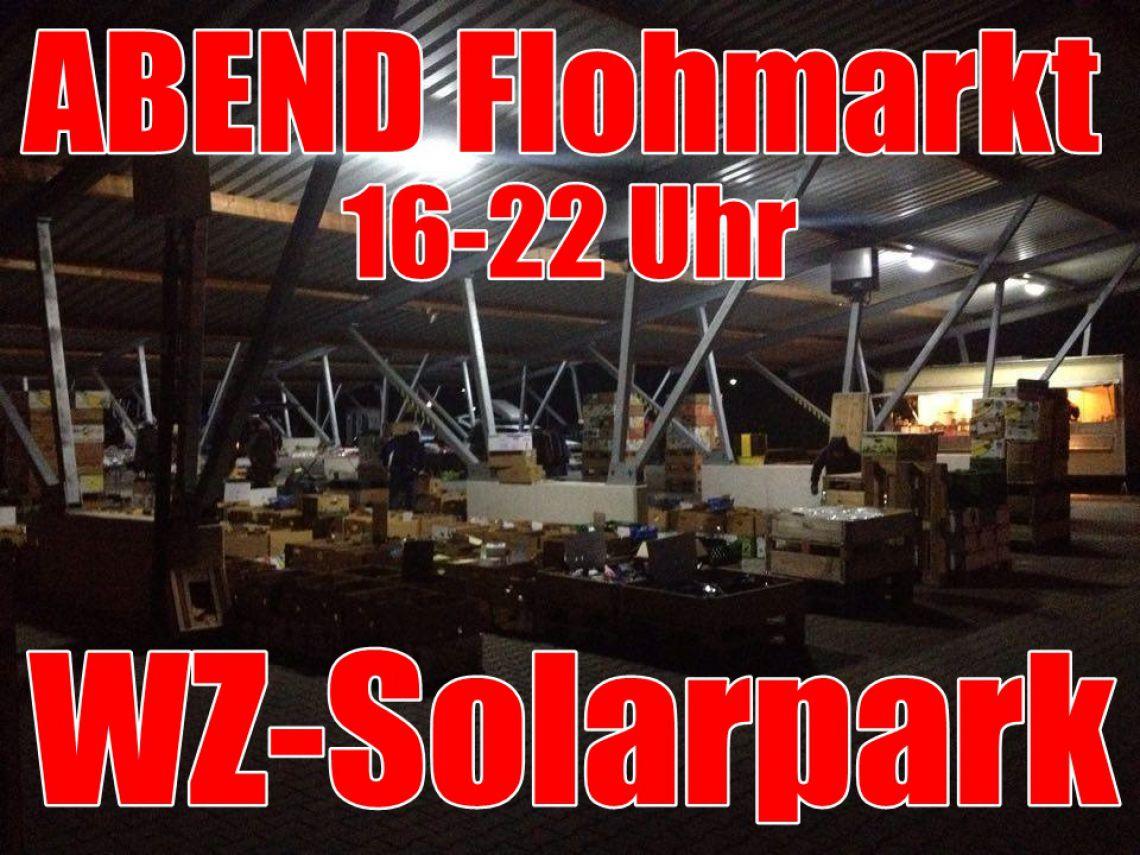 ABEND Flohmarkt Solarpark Wetzlar