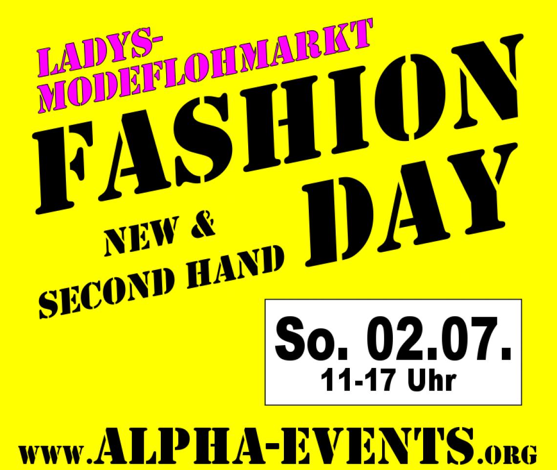 Fashion Day - Der Ladys Modeflohmarkt