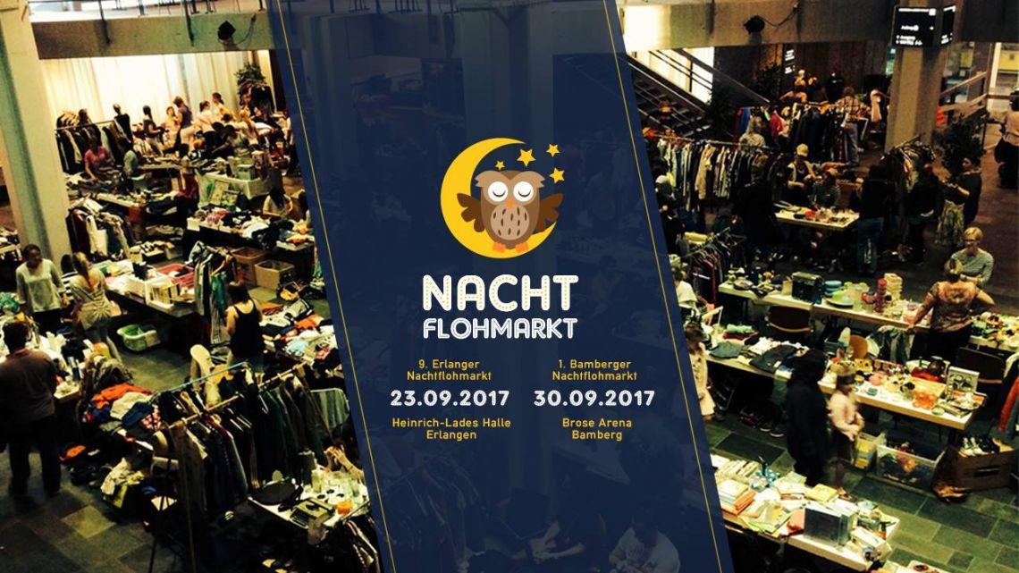 9. Nachtflohmarkt Erlangen