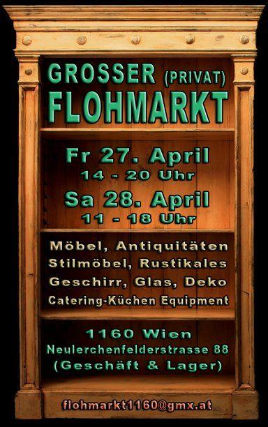 Flohmarkt Flyer